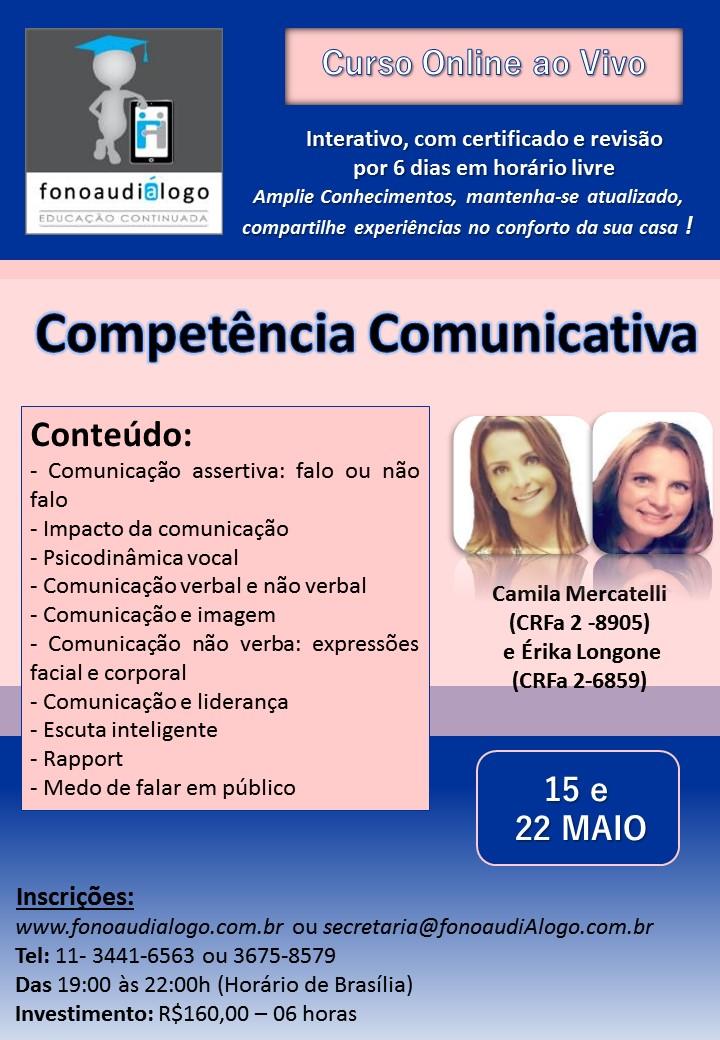 Competência Comunicativa