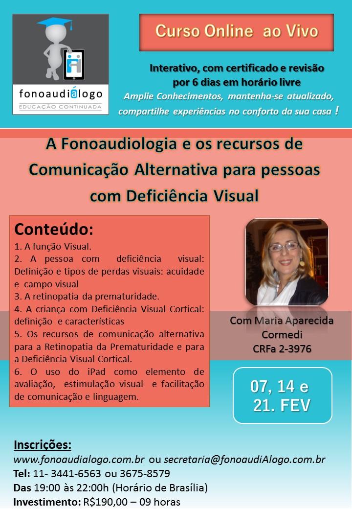 CSA e Pessoas com Deficiência Visual