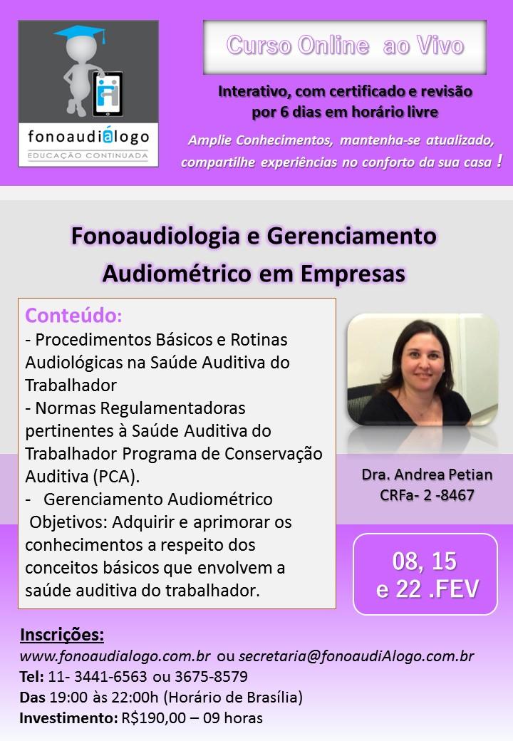 Gerenciamento Audiométrico em Empresas